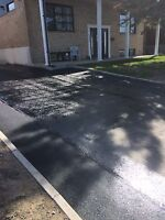 ASPHALT REPAIR &PAVING
