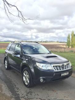 Subaru Forester Woodstock Cowra Area Preview