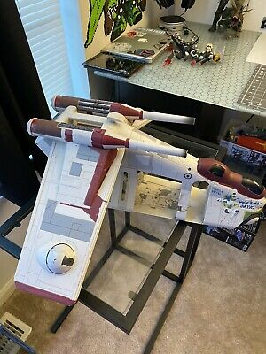 Star Wars The Clone Wars Republic Gunship Exclusive