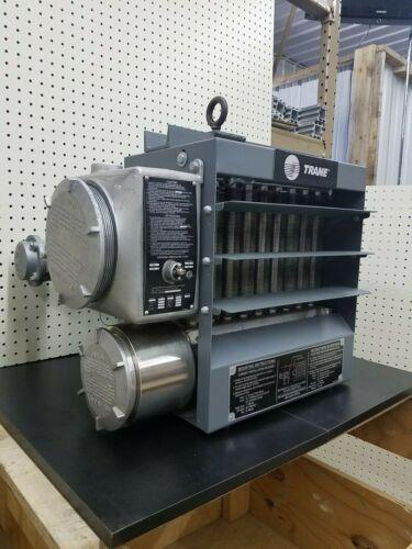 FREE SHIP~ TRANE UHXA Hazardous Location Electric Forced Air Heater 7.5 kw, 3 ph