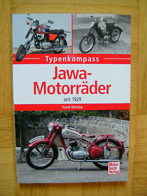 Gebruikt, Jawa-Motorräder seit 1929 von Frank Rönicke (2019) tweedehands  verschepen naar Netherlands