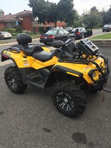 Can-am 650XT in great condition