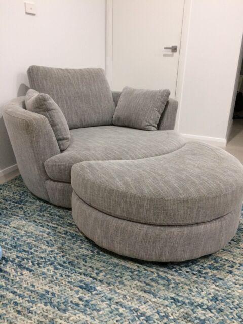 Plush Snuggle Chair Armchair Armchairs Gumtree