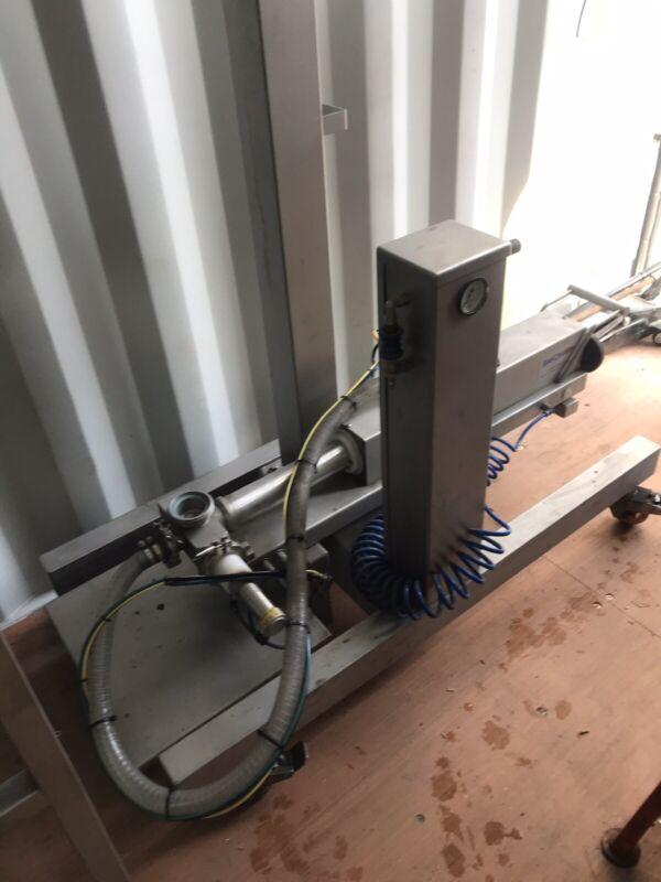 Bakon Food Equipment Spray Mix Machine Unused Stainless Multi Depositor