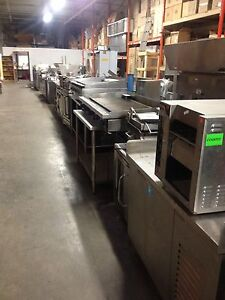 AAA RESTAURANT EQUIPMENT WAREHOUSE CLEARANCE CALL 416-988-2500
