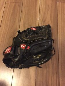 Rawlings 12.5 baseball glove