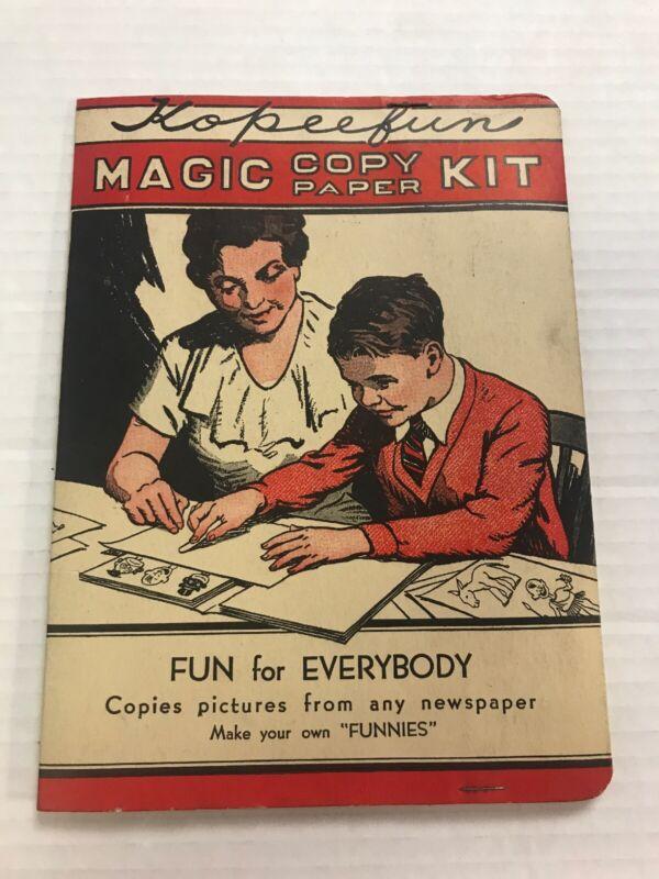 Hopeefun Magic Copy Paper Kit 1935