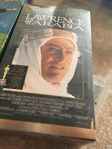 lawrence of arabia VHS collection(2)