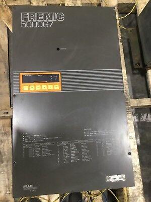 Fuji Frenic 5000g7 Invertor Drive Frn045g7-4 91a 69kva 188dk