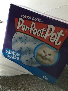 Cat litter crystal 6 kg Cabramatta West Fairfield Area Preview