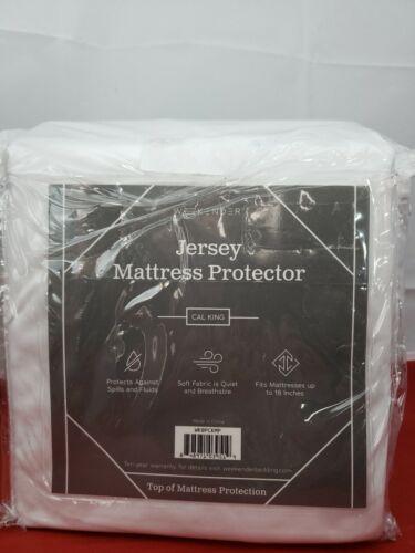 Deep Pocket Fit Mattress Protector Waterproof Soft Bedding S