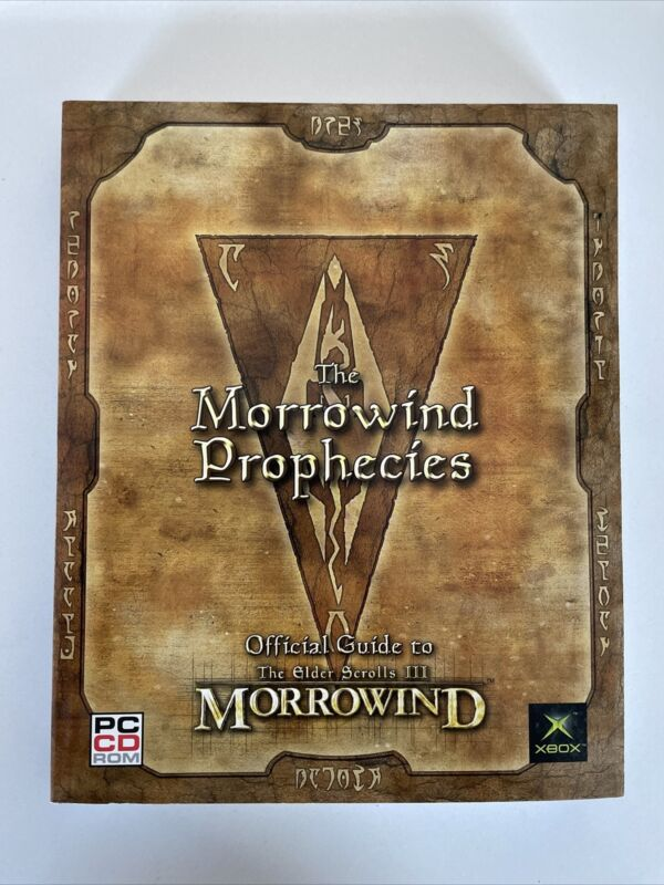 The Morrowind Prophecies Official Guide to Elder Scrolls III Strategy
