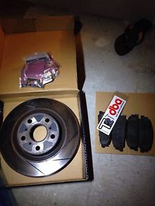 Holden Ve commodore slotted rotors Oatlands Parramatta Area Preview