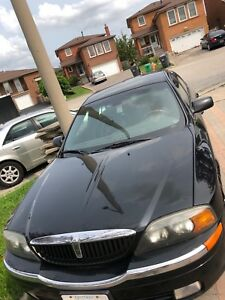 Lincoln LS 2001 AS IS