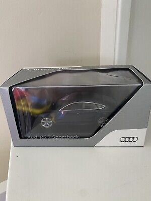 New in Box:1/43 Scale Dealer Edition AUDI RS7 Diecast Model Car