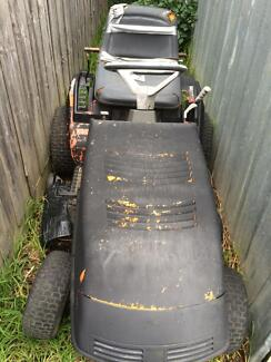 RIDE ON MOWER/TRACTOR 4 wheel steering Ferntree Gully Knox Area Preview