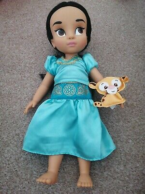 Disney jasmine doll from Disney store