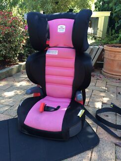 Pink Car Seat Pearce Woden Valley Preview