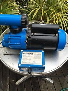Spa bath pump and controller Camperdown Inner Sydney Preview