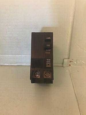 Square D Qo2100 2 Pole 100 Amp Snap In Breaker