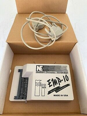 Needhams Electronics Emp-10 Eprom Gal Device Programmer