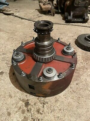 Allis Chalmers 7000 Series Power Director Assembly Tag 013