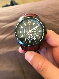 Men's original Ferrari watch