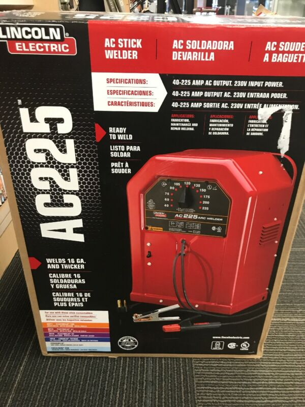 Lincoln Electric AC-225 Arc Welder (*)