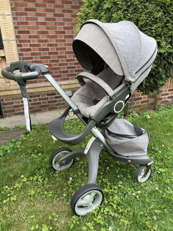 Stokke Stroller Gray Melange