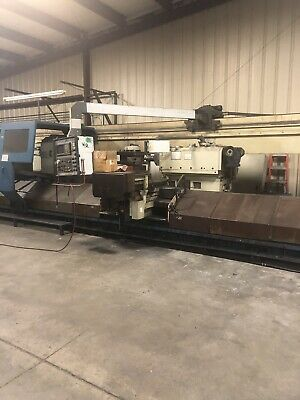 Toolmex 40x157tv-115 Cnc Lathe