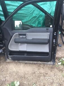 Front Doors for Ford F150 extended cab