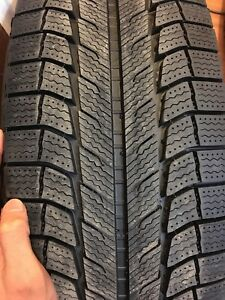 Michelin lattitude ice brand new
