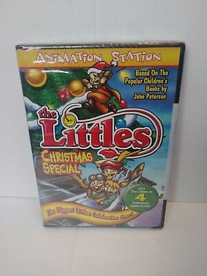 The Littles Christmas Special DVD 2007 Cartoon Kids Holiday Movie NEW SEALED ()