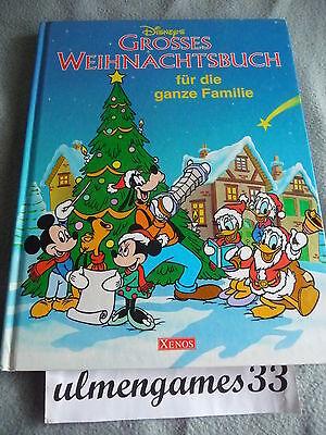 WALT DISNEY ★ Grosses Weihnachtsbuch für die ganze Familie 1995★