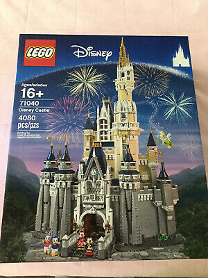 NISB LEGO 71040 Walt Disney World Cinderella Princess Castle FACTORY SEALED