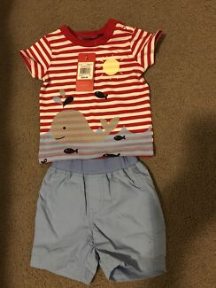 Whale outfit BRAND NEW