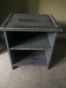 Custom Side Tables. (Set of 2) *Will Deliver*
