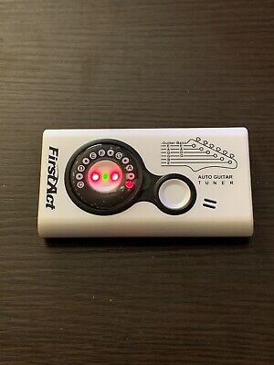FirstAct MGT-02 Auto Digital Guitar and Bass Tuner Digital Auto Guitar Tuner