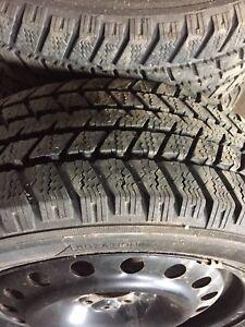 4 205/55/16 winter tires