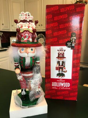 "Kurt Adler Hollywood Nutcracker Night Before Christmas Sugar Plum Dreams 16.5"""