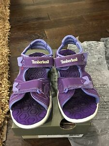 Like new timberland toddler sz11 sandals