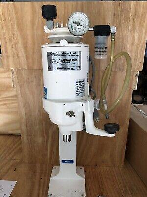 Whip Mix Vacuum Power Mixer Model D