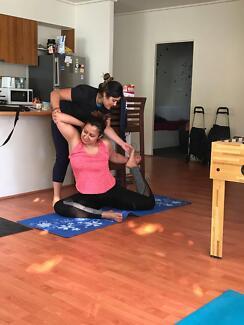 Private Yoga Classes Near St Kilda Road