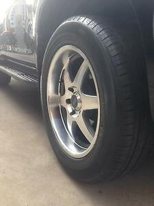 4x4 Enkei ST06 new wheels and tyres Somerton Park Holdfast Bay Preview