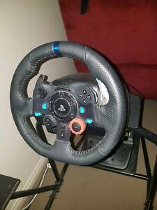 Logitech G29 wheel & pedals only