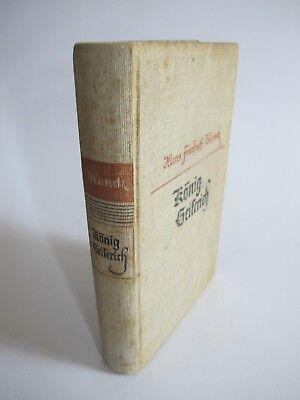 1936 König (Buch 1936 König Geiserich und dem Zug der Wandalen von Hans F. Blunck K1066)