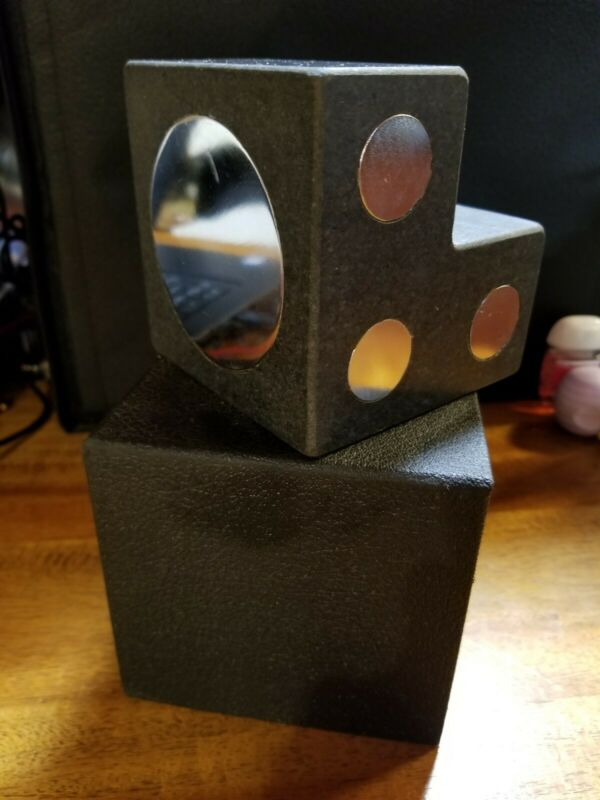 Granite Angle Plate 4 x 4 x 4 x 2