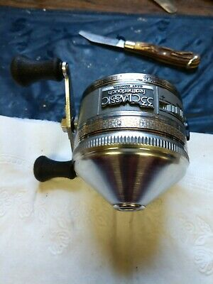 Zebco 33 classic feather touch cast control Made in the USA