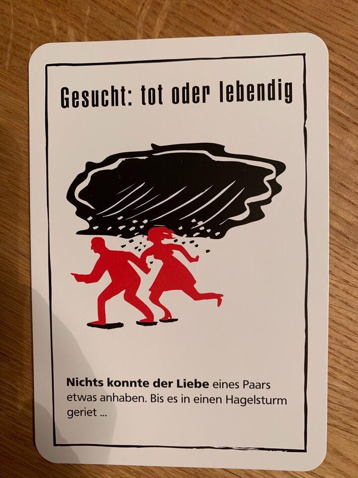 Black Stories Real Crime Edition in Metalldose in Nordrhein-Westfalen - Issum