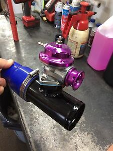 Greddy Type RS style turbo blow off valve.